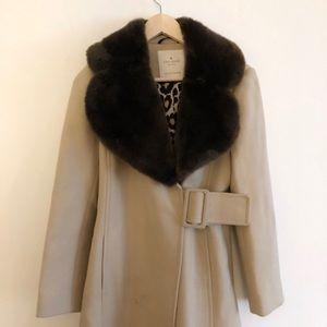 Kate Spade Long Coat